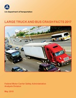 Large Truck and Bus Crash cover image