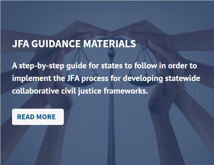 JFA Guidance Materials