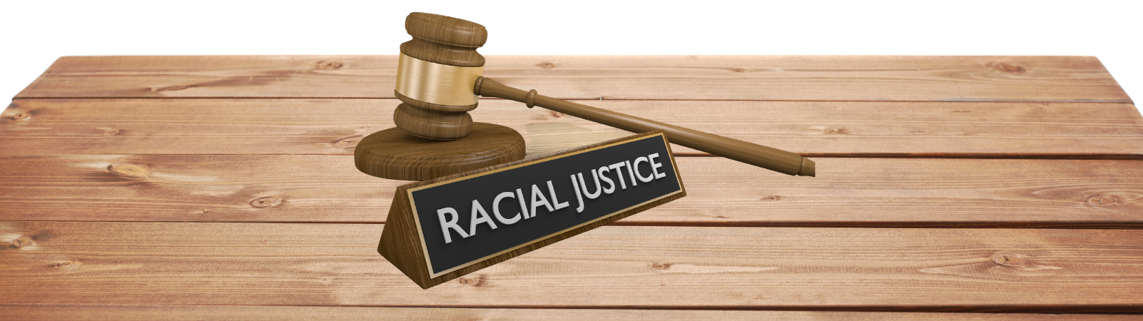 racial justice banner image