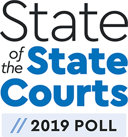State of the State Courts 2019 public opinion survey