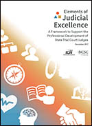 Elements of Judicial Excellence Framework cover image