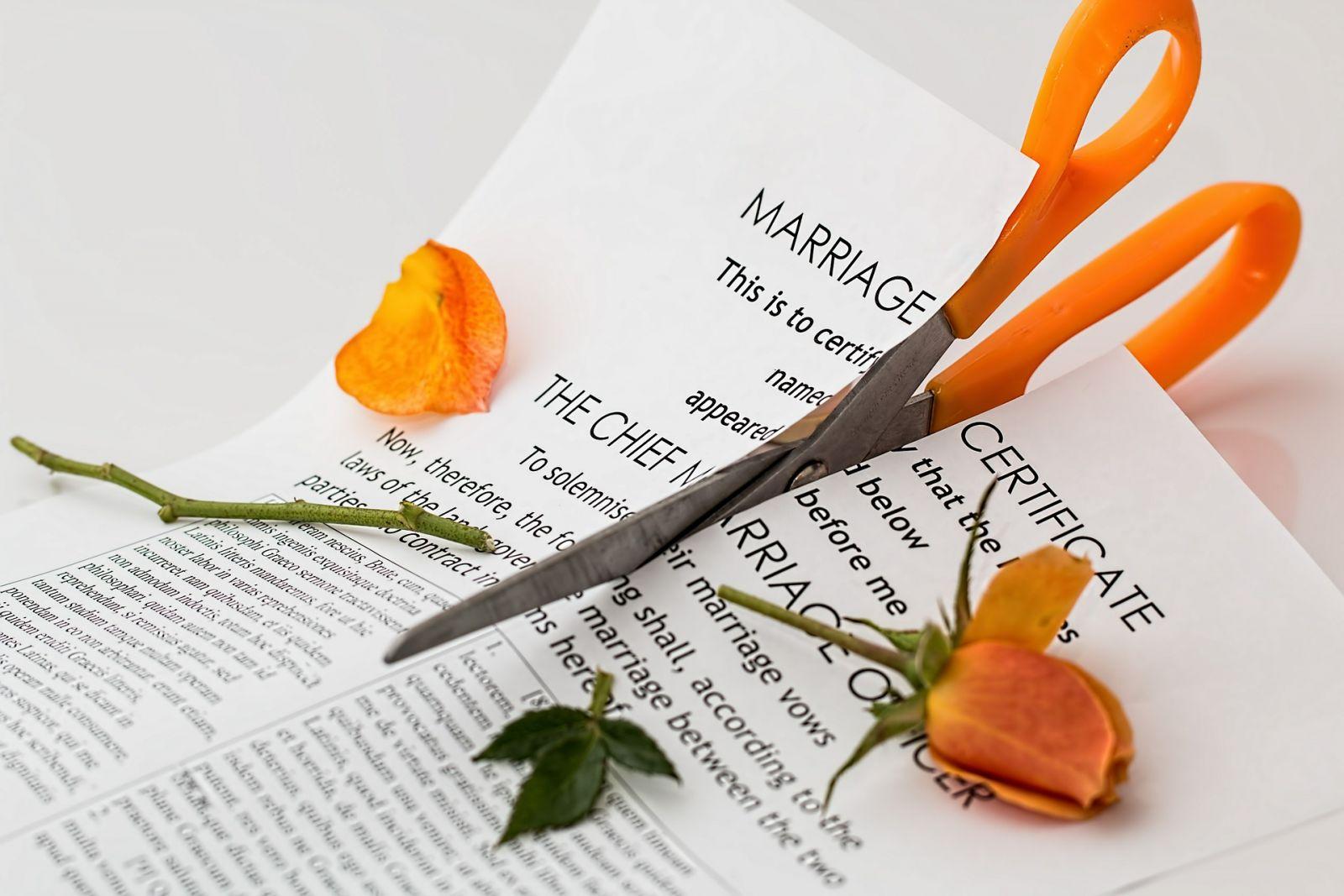 Divorce banner image