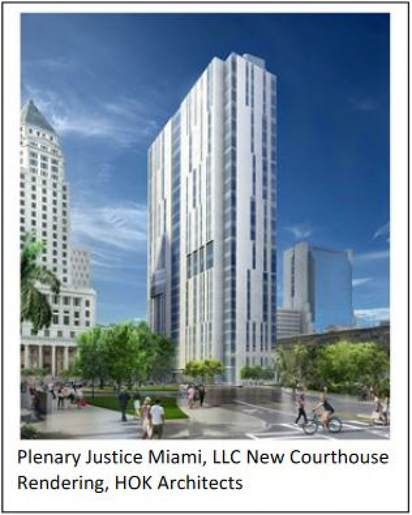 New Courthouse Miami-Dade County Rendering banner image