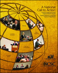 Call to Action Cover Page