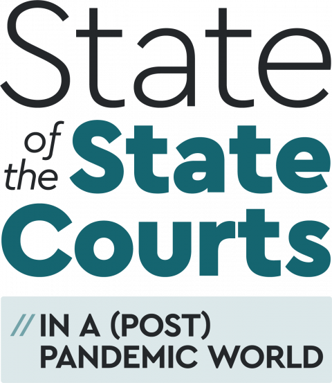 NCSC national poll gives insight into the public's perception and interaction with courts in a (post?) pandemic world