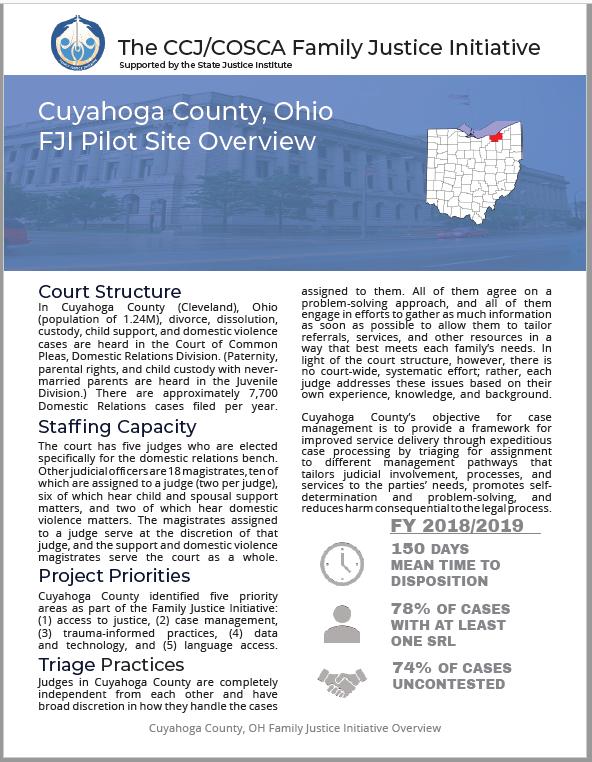 Cuyahoga Profile Capture