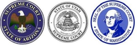 Arizona, Utah, and Washington high courts address non-traditional legal services and service providers