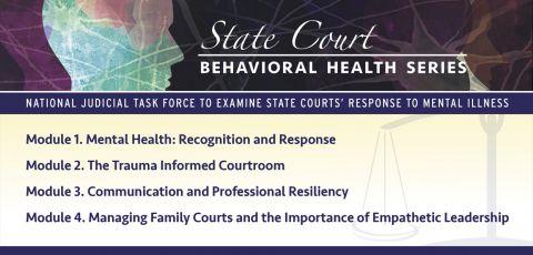 State Court Behavioral Health Series