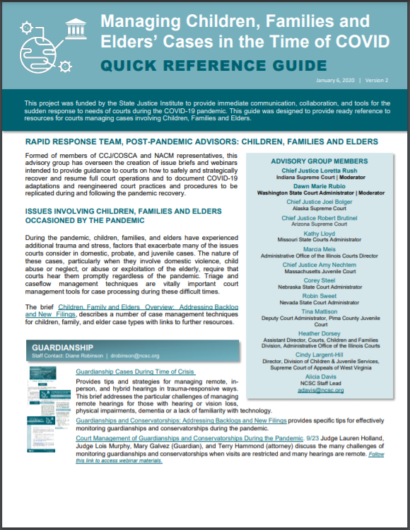RRT CFE Quick Reference Cover