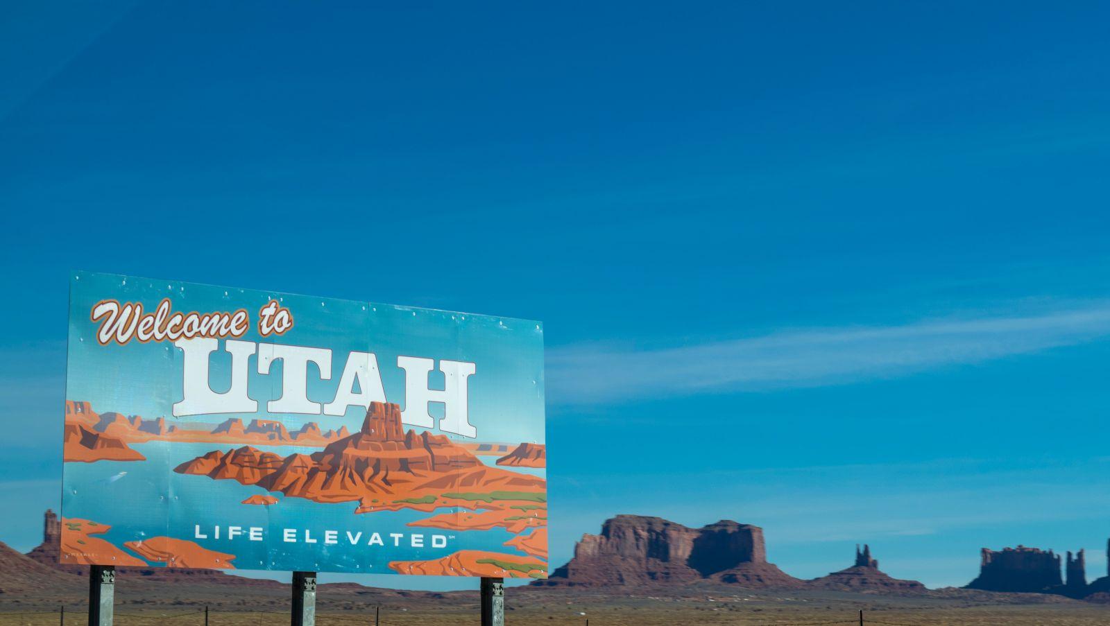 Utah Sign banner image