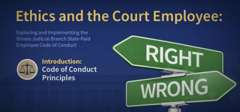 Ethics and the Court Employee